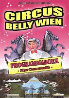 Chapiteaude Im Scheinwerferlicht Circus Belly Wien 2017
